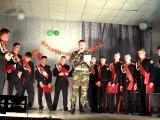 Мой кадет, Чернов Андрюша, поздравляет 11-классников с Последним звонком (песня собственного сочинения)!!!!!