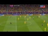 Чемпионат Европы 2012Матч#8 / Группа D / 1-й тур / Украина - Швеция / Спорт 1 (2 тайм)
